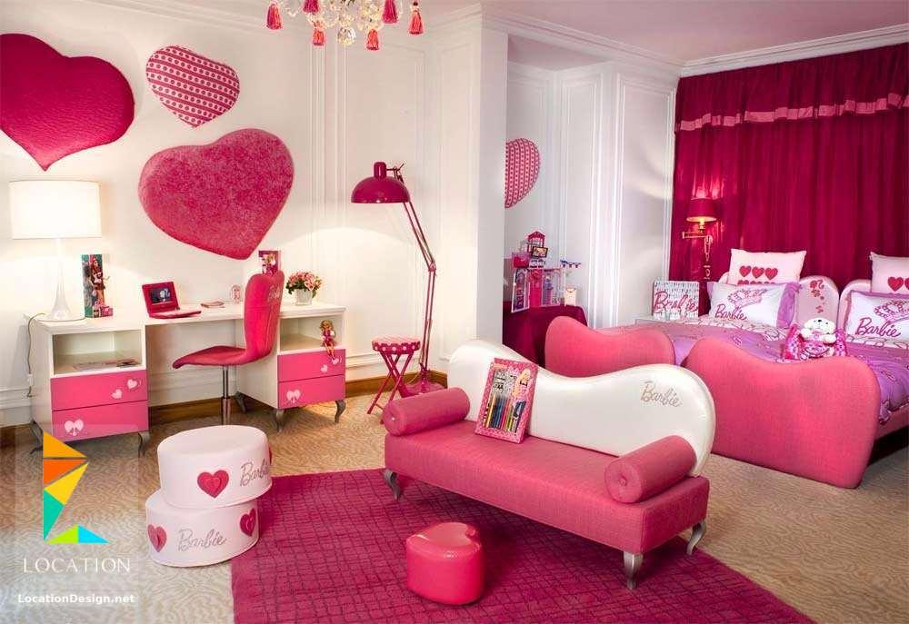 غرف نوم أطفال مودرن Modern Kids Rooms باحدث التصاميم والديكورات
